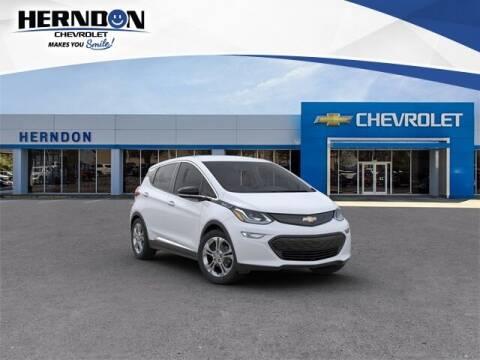 2020 Chevrolet Bolt EV for sale at Herndon Chevrolet in Lexington SC