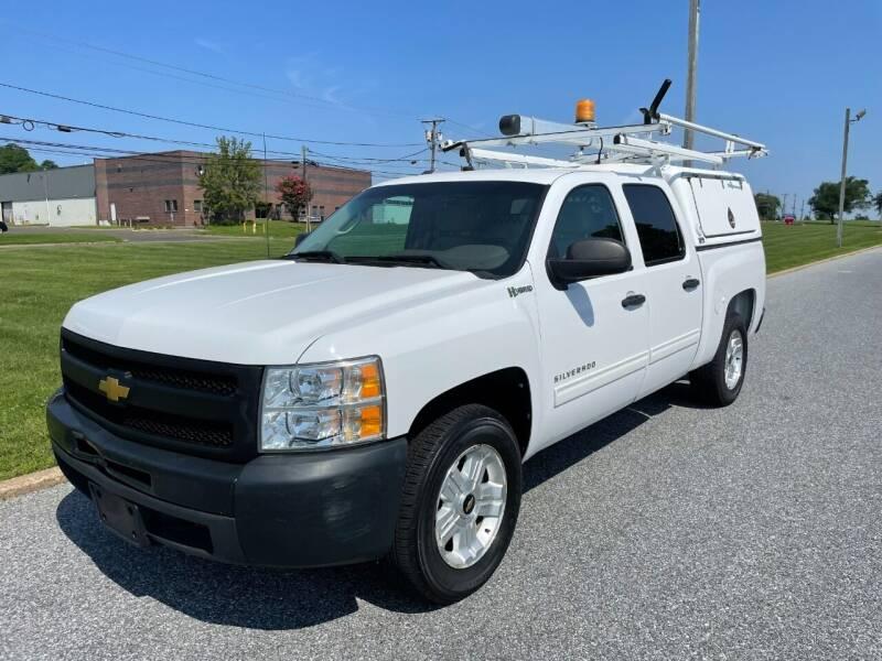 2012 Chevrolet Silverado 1500 Hybrid for sale in Palmyra, NJ