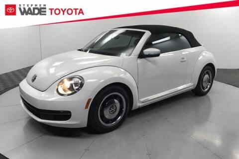 2013 Volkswagen Beetle Convertible for sale at Stephen Wade Pre-Owned Supercenter in Saint George UT