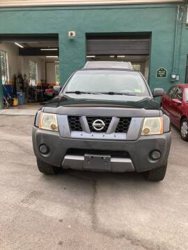 2007 Nissan Xterra for sale at Last Frontier Inc in Blairstown NJ