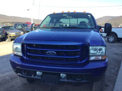 2003 Ford F-350 Super Duty for sale at Troys Auto Sales in Dornsife PA