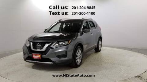 2018 Nissan Rogue for sale at NJ State Auto Used Cars in Jersey City NJ
