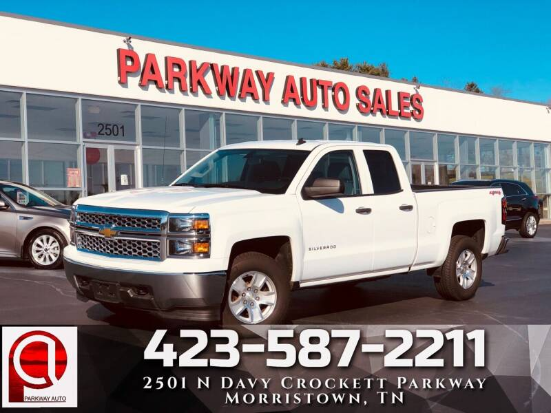 2014 Chevrolet Silverado 1500 for sale at Parkway Auto Sales, Inc. in Morristown TN