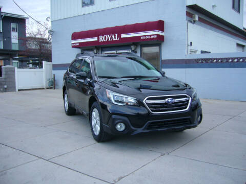 2018 Subaru Outback for sale at Royal Auto Inc in Murray UT