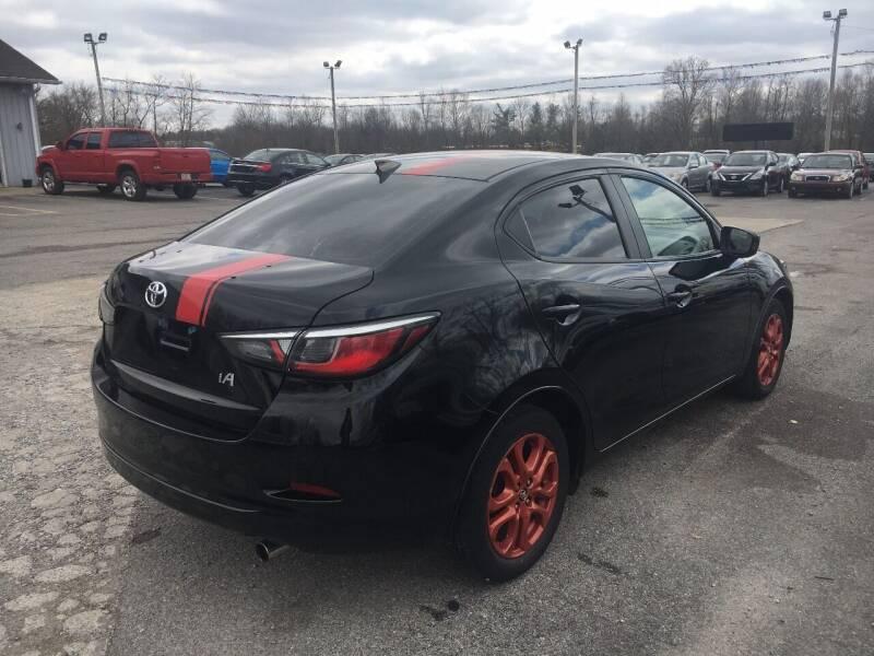 2017 Toyota Yaris iA 4dr Sedan 6A - Murphysboro IL