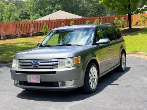 2009 Ford Flex for sale at Top Notch Luxury Motors in Decatur GA