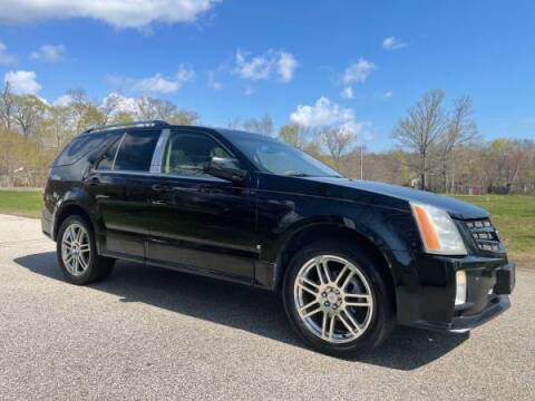 2008 Cadillac SRX for sale at 100% Auto Wholesalers in Attleboro MA