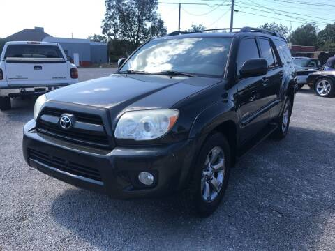 2008 Toyota 4Runner for sale at VAUGHN'S USED CARS in Guin AL