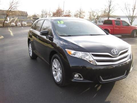 2013 Toyota Venza for sale at Euro Asian Cars in Knoxville TN