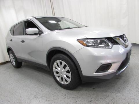 2016 Nissan Rogue for sale at MATTHEWS HARGREAVES CHEVROLET in Royal Oak MI