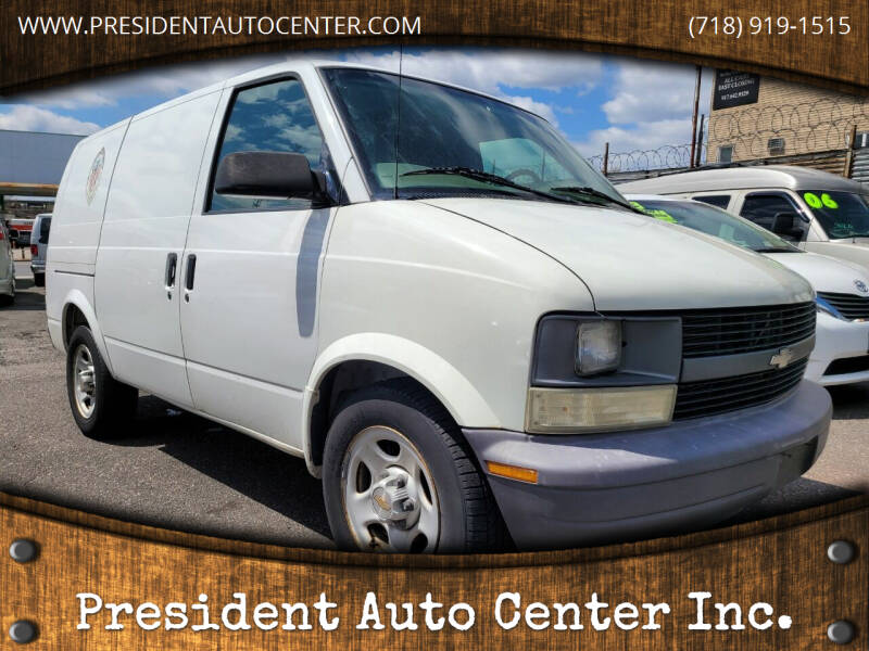 2003 Chevrolet Astro for sale in Brooklyn, NY