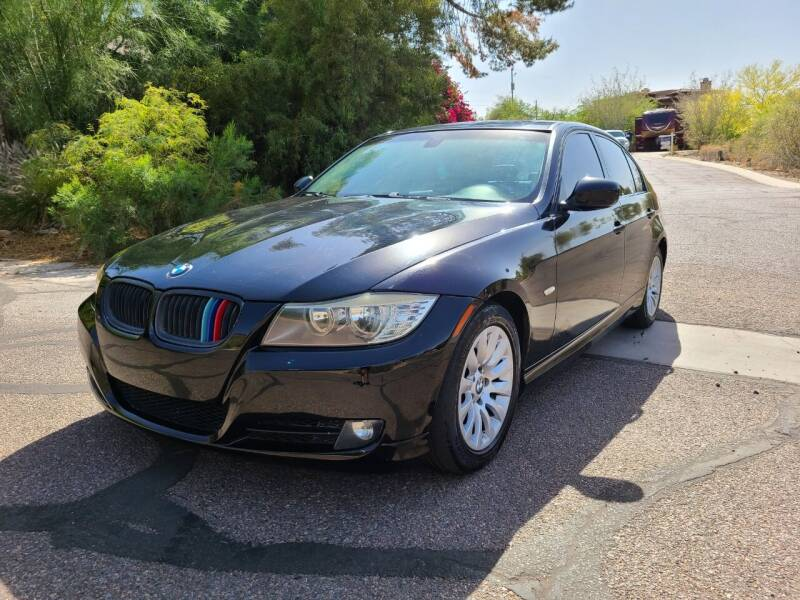 2009 BMW 3 Series for sale at BUY RIGHT AUTO SALES in Phoenix AZ