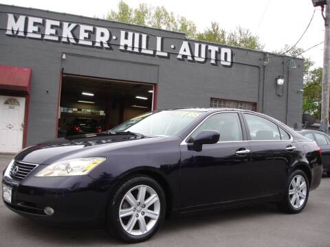 2007 Lexus ES 350 for sale at Meeker Hill Auto Sales in Germantown WI