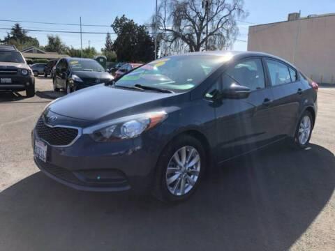 2015 Kia Forte for sale at C J Auto Sales in Riverbank CA
