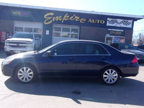 2007 Honda Accord for sale at Empire Auto Sales in Sioux Falls SD