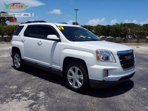 2017 GMC Terrain for sale at GATOR'S IMPORT SUPERSTORE in Melbourne FL