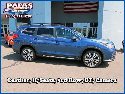 2020 Subaru Ascent for sale at Papas Chrysler Dodge Jeep Ram in New Britain CT