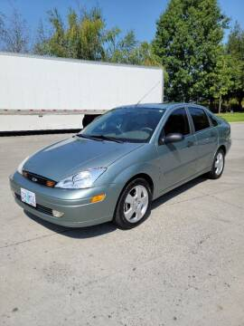 2004 Ford Focus for sale at RICKIES AUTO, LLC. in Portland OR