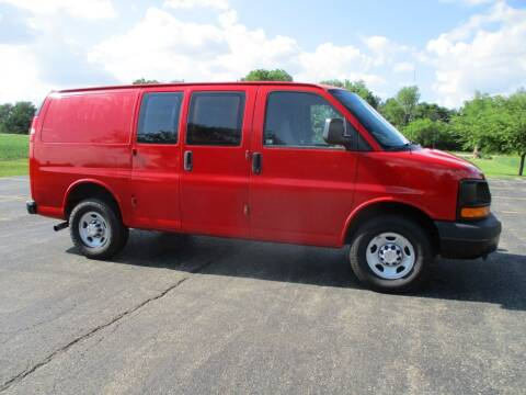 2007 Chevrolet Express Cargo for sale at Crossroads Used Cars Inc. in Tremont IL