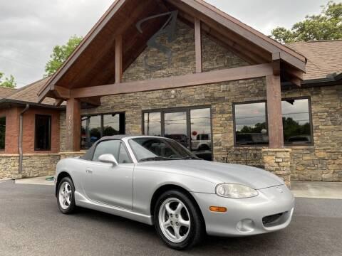 2002 Mazda MX-5 Miata for sale at Auto Solutions in Maryville TN