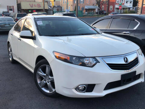 2011 Acura TSX for sale at Centre City Imports Inc in Reading PA