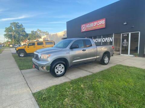 2007 Toyota Tundra for sale at HOUSE OF CARS CT in Meriden CT
