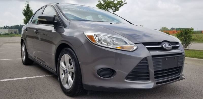 2014 Ford Focus for sale at Derby City Automotive in Louisville KY