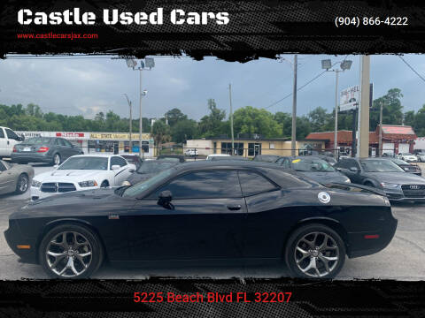 2013 Dodge Challenger for sale at Castle Used Cars in Jacksonville FL