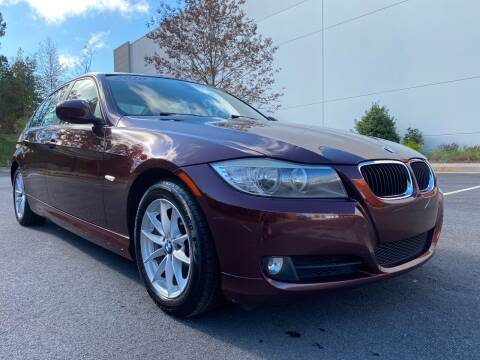 2010 BMW 3 Series for sale at ELAN AUTOMOTIVE GROUP in Buford GA