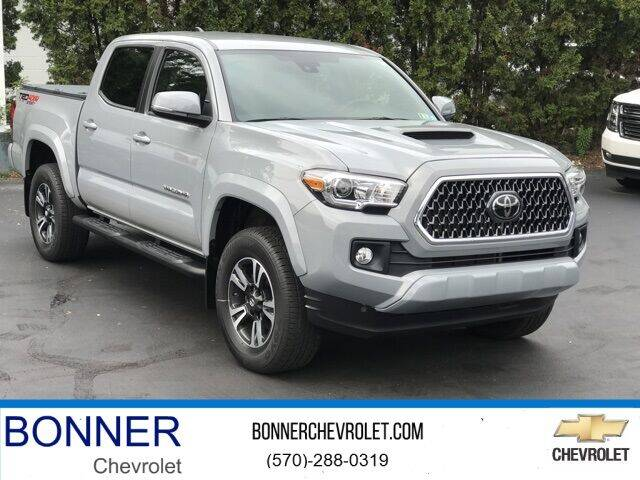 2019 Toyota Tacoma for sale at Bonner Chevrolet in Kingston PA