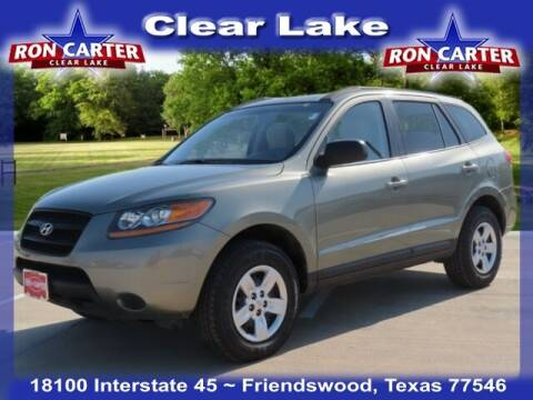 2009 Hyundai Santa Fe for sale at Ron Carter  Clear Lake Used Cars in Houston TX