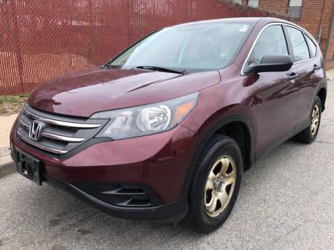 2014 Honda CR-V for sale at Deleon Mich Auto Sales in Yonkers NY