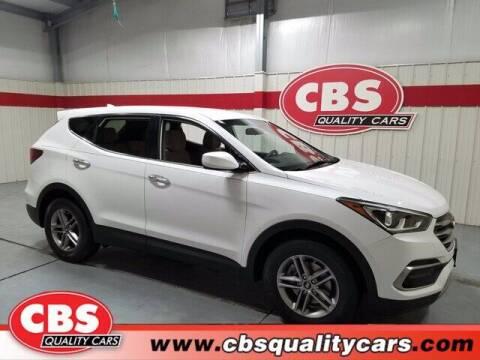2017 Hyundai Santa Fe Sport for sale at CBS Quality Cars in Durham NC