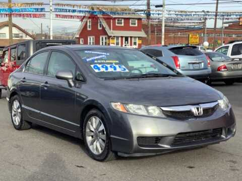 2009 Honda Civic for sale at Active Auto Sales in Hatboro PA