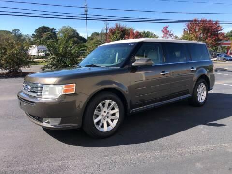 2011 Ford Flex for sale at GTO United Auto Sales LLC in Lawrenceville GA