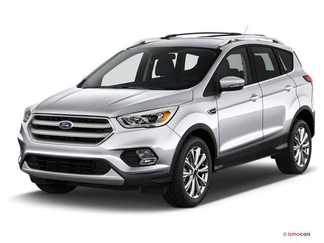 2018 Ford Escape for sale at Somerville Motors in Somerville MA