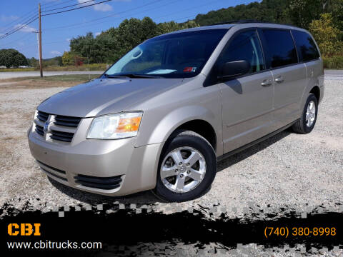 2009 Dodge Grand Caravan for sale at CBI in Logan OH