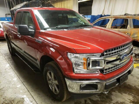 2020 Ford F-150 for sale at ELITE MOTOR CARS OF MIAMI in Miami FL