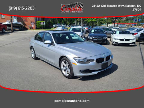 2013 BMW 3 Series for sale at Complete Auto Center , Inc in Raleigh NC
