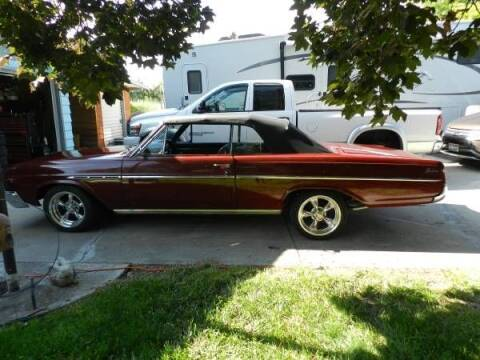 1965 Buick Skylark for sale at Classic Car Deals in Cadillac MI