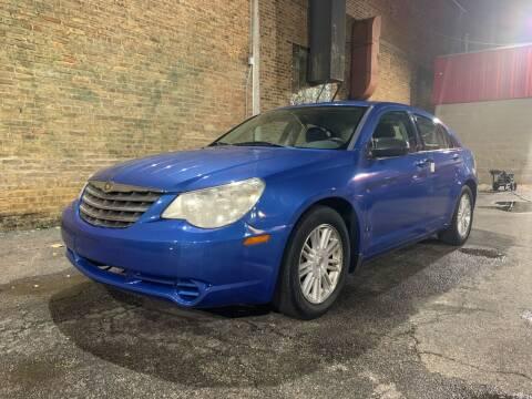 2008 Chrysler Sebring for sale at Alpha Motors in Chicago IL