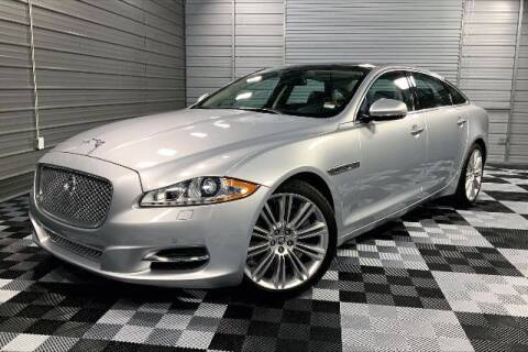 2012 Jaguar XJL for sale at TRUST AUTO in Sykesville MD