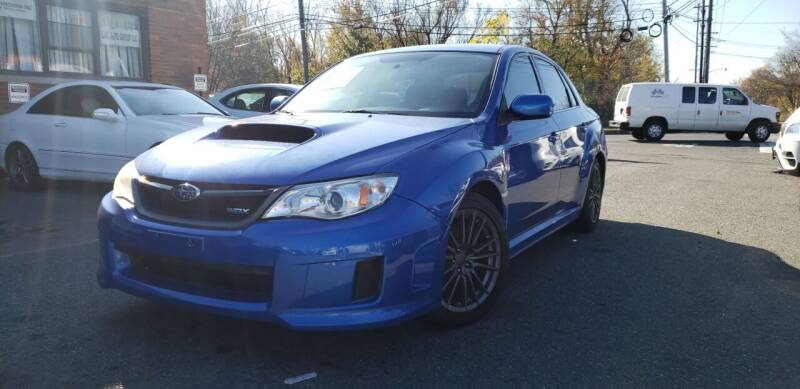 2014 Subaru Impreza for sale at Car Leaders NJ, LLC in Hasbrouck Heights NJ