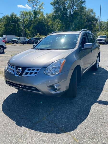 2013 Nissan Rogue for sale at Jack Bahnan in Leicester MA