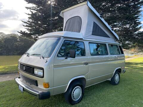 1987 Volkswagen Vanagon for sale at Dodi Auto Sales in Monterey CA