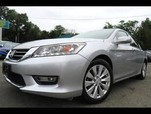 2013 Honda Accord for sale at Rockland Automall - Rockland Motors in West Nyack NY