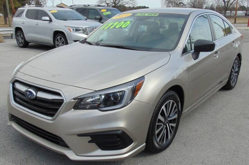 2019 Subaru Legacy for sale at Kenny's Auto Wrecking - Kar Ville- Ready To Go in Lima OH