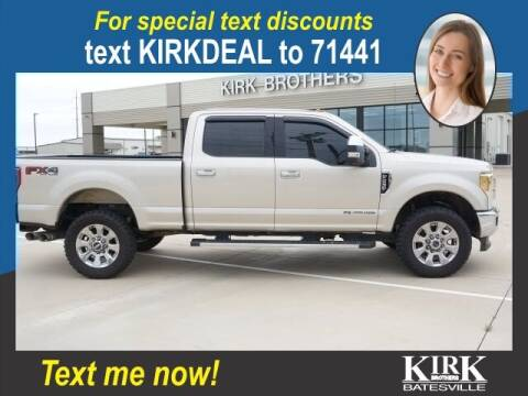 2017 Ford F-250 Super Duty for sale at Kirk Brothers Batesville in Batesville MS