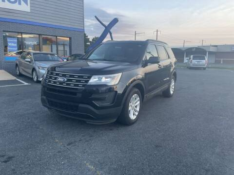 2017 Ford Explorer for sale at Car Nation in Aberdeen MD