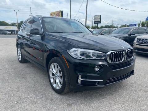 2015 BMW X5 for sale at Marvin Motors in Kissimmee FL